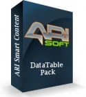 ARI Smart Content: DataTable Pack